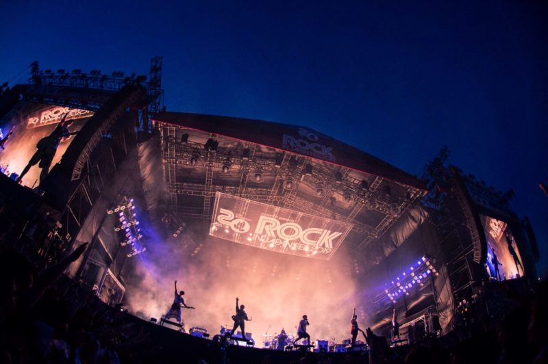 【ロッキン2019】ROCK IN JAPAN FESTIVAL2019 UVERworldのセトリ・感想